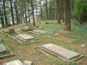 Sanjauli Cemetery