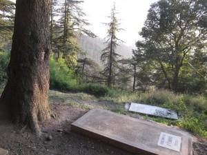 Kenlog Cemetery, Shimla - Upper Portion.