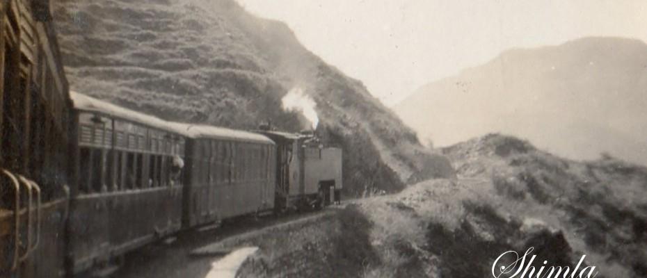 Kalka-Simla railway 1925