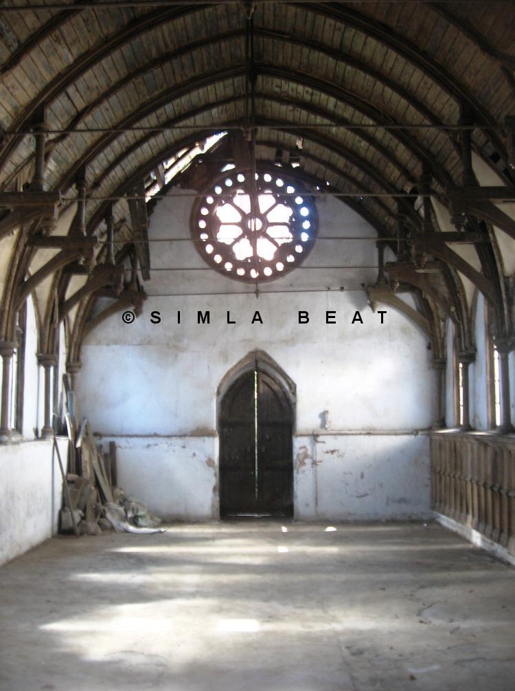 Old Chapel in Shimla