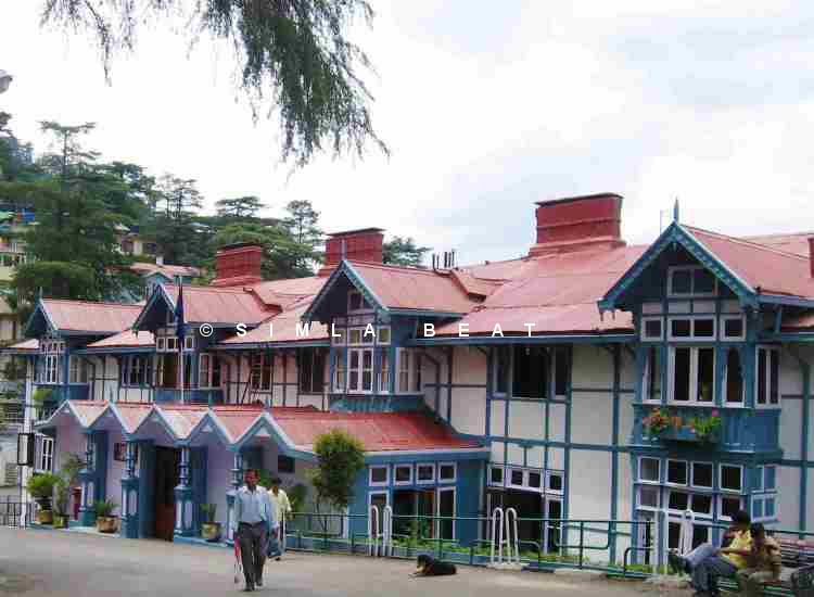 Hotel Clarke's Shimla